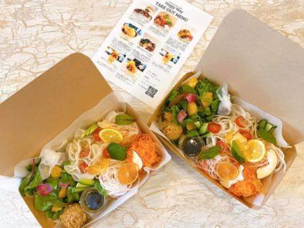 【北海道】札幌・石狩・釧路ベジ・ヴィーガンのテイクアウト、デリバリーができるレストランまとめ。